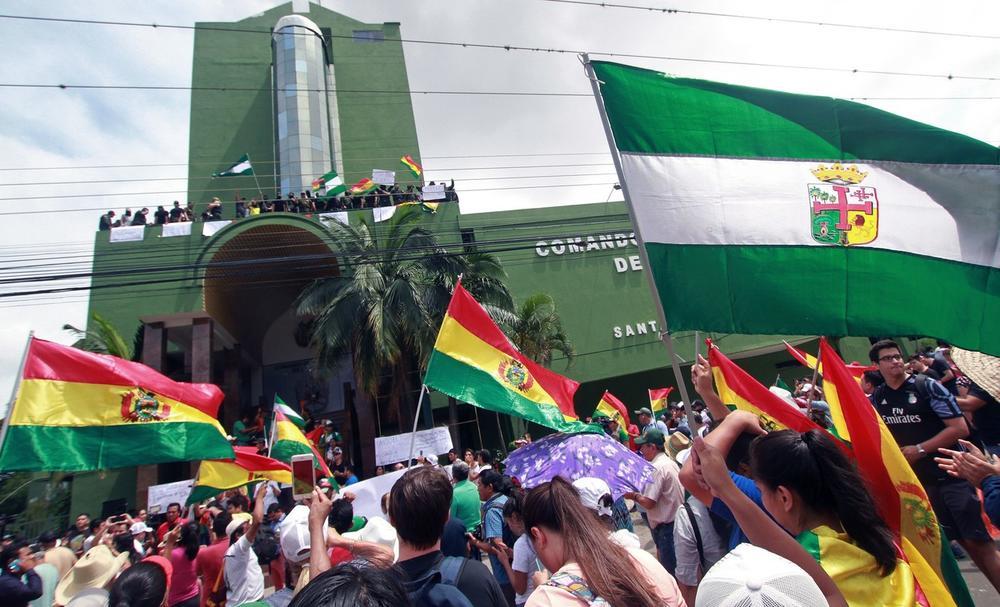 NAPETO U BOLIVIJI: Predstavnica opozicije najavila preuzimanje mesta šefice države!