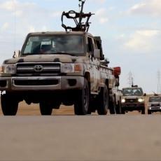 NAPETOST RASTE! Libijska vojska već u PREDGRAĐU TRIPOLIJA!