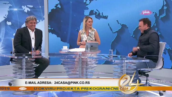 NAPRAVILI SMO DOBRU STVAR! Radoš i Nedeljko Bajić otkrili šta gledaoce očekuje u novoj seriji Preživeti Beograd! (FOTO)
