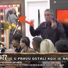 NAPUŠIŠ MI SE K*RCA, BOJANIĆU! Miloš zaštitio Taru Simov! Lepi Mića poludeo od BESA! (VIDEO)