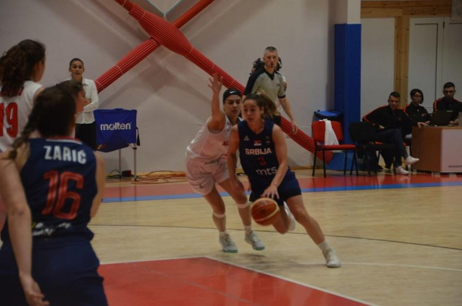 NARAVNO DA SU ZADOVOLJNE: Evo šta su selektorka Marina Maljković i košarkašice rekla posle pobede od 105 poena razlike u Albaniji