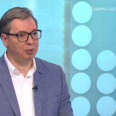 NAREDNIH 10 DANA SU KLJUČNI ZA SVE NAS! Vučić na RTS: Ne idem u Brisel da uživam, već da se borim za našu Srbiju