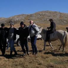 NAROD POBEDIO MINOBACAČE: Vojska Crne Gore odustala od vežbi na Sinjajevini