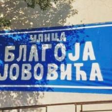 NAROD REKAO ŠTA MISLI: Osvanuo mural u budućoj ulici Blagoja Jovovića