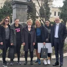 NARODNI POSLANIK BORIS BURSAĆ: Ženski sport popravlja ugled Srbije u celom svetu
