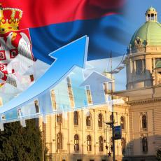NAŠA ZEMLJA ĆE PO PRVI PUT PRETEĆI HRVATSKU U BDP-u! Vučić: Razumem da se ljute jer Srbija raste