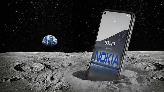 NASA i Nokia sklopile vredan ugovor