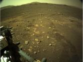 NASA i sletanje na Mars: Rover Istrajnost u prvoj vožnji Crvenom planetom