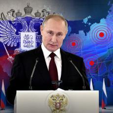 NASAMARILI SU NAS ZA SVE PARE Putinova izjava izazvala potres na Zapadu: Gde su sada lažna obećanja NATO?