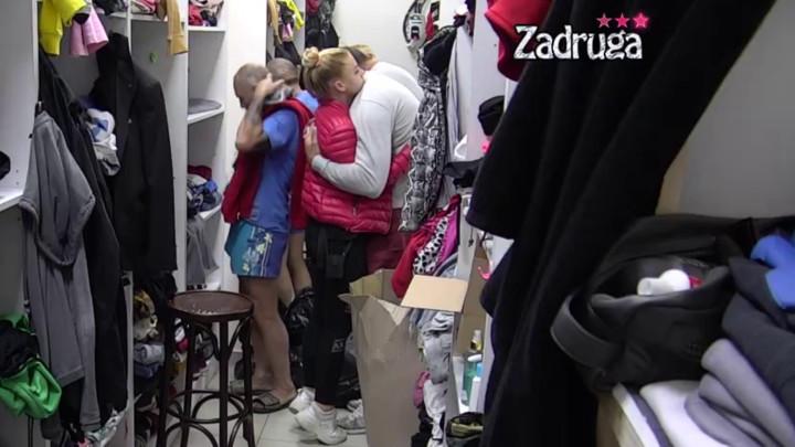 NAŠAO JOJ SE U NEVOLJI! Vladimir utešio Milicu Kemez jednim zagrljajem koji je govorio više od reči! (VIDEO)
