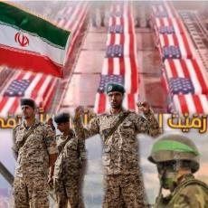 NAŠE ĆELIJE SU VEĆ U VAŠINGTONU Iranske snage upozoravaju Ameriku (FOTO)