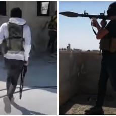 NASTAVLJA SE LUDILO U DARI: Pobunjenici pucaju na sve što se kreće, civili počeli ubrzano da ginu (VIDEO)