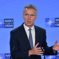 NATO PONOVO ZVECKA ORUŽJEM: Stoltenberg zapretio Lukašenku, alijansa će napasti Belorusiju ukoliko se desi OVO