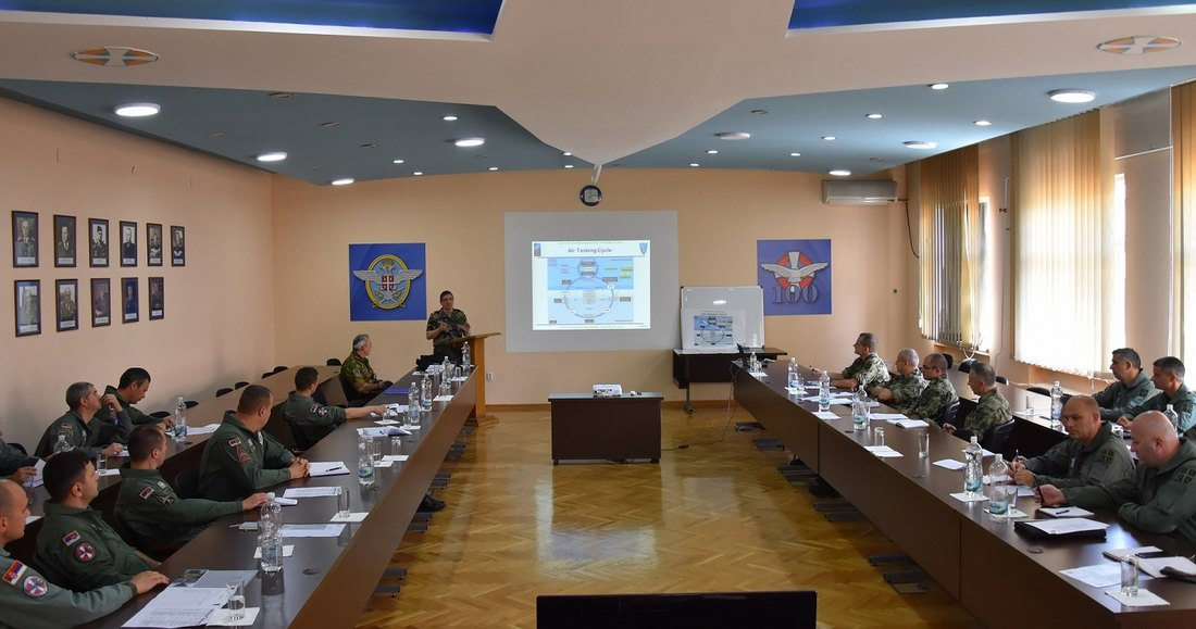 NATO mobilni timovi završavaju posetu Srbiji nakon obuke