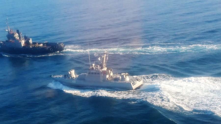 """NATO """"pažljivo prati"""" dešavanja u Azovskom moru"""