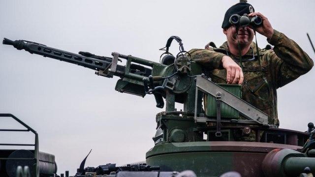 40.000 NATO je vojnika na ruskoj granici