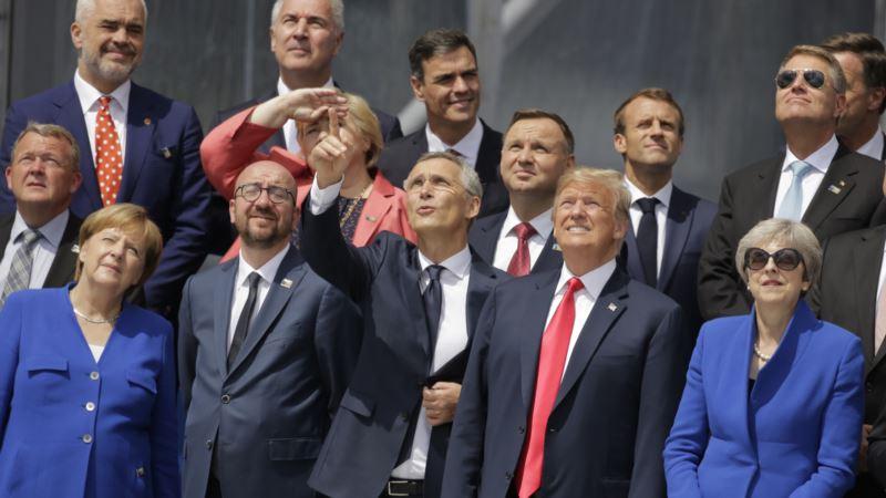NATO samit: Tramp kritikovao Nemačku, Makedonija pozvana u Alijansu