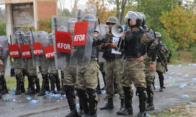 NATO tera Srbe s Kosova