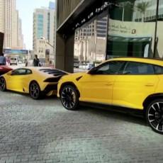 NAUČITE DA VOZITE NA LAMBORGINIJU ILI ROLS ROJSU: Upoznajte auto-školu sa najbogatijim voznim parkom (VIDEO)