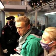 NAVALJNI NAPUSTIO ZATVOR U MOSKVI: Ruski opozicionar se trenutno nalazi na tajnoj lokaciji