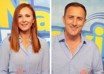 NAXI ZVEZDA 2020: Aleksandra Radović i Sergej Ćetković proslavili titulu najboljih pevača godine