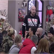 NAZVAO ME D*RPETOM! Gavrić u ŠOKU, Janjuš PRETERAO sa komentarima! (VIDEO)