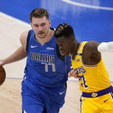 NBA: Dončić upropastio povratak Dejvisu, Adetokumbo je krupna zverka za Embida (VIDEO)
