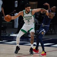 NBA: Džordž i Tejtum najbolji prošle sedmice