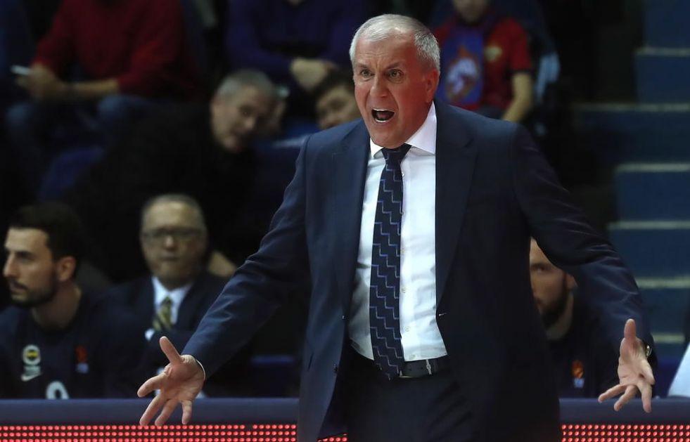 NBA JE MAFIJA! Željko Obradović raspalio po najjačoj košarkaškoj ligi: Mene ne interesuje da budem trener tamo