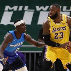 NBA: Srbi ODMARALI, Lebron slavio protiv Janisa