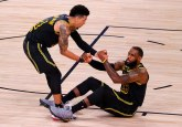 NBA igrači se već bune: Lebron će presedeti prvi mesec sezone VIDEO