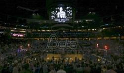 NBA mečevi u senci tragedije u kojoj je stradao Kobi Brajant