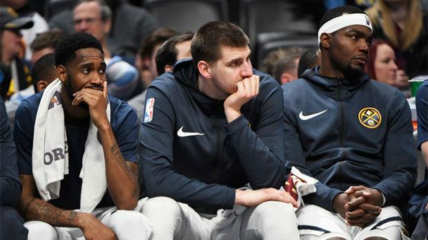 NBA suspendovao Jokića