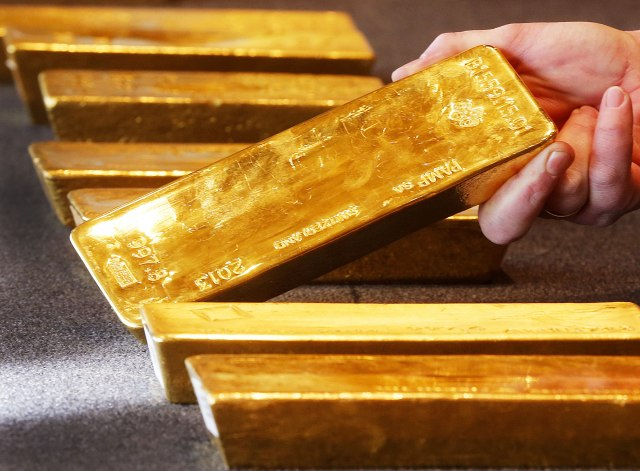 NBS otkupila devet tona zlata