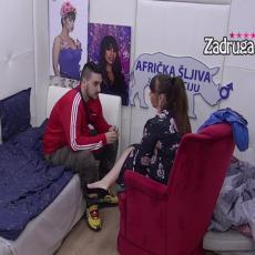 NE BIRA SREDSTVA! Miljana Kulić NA SVE NAČINE pokušava zadrži Zolu, a sada je pokušala i OVO (VIDEO)