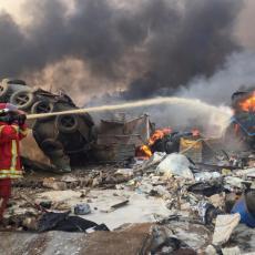 NE ISKLJUČUJEM MOGUĆNOST RAKETNOG NAPADA: Oglasio se lider Hezbolaha o eksploziji u Bejrutu