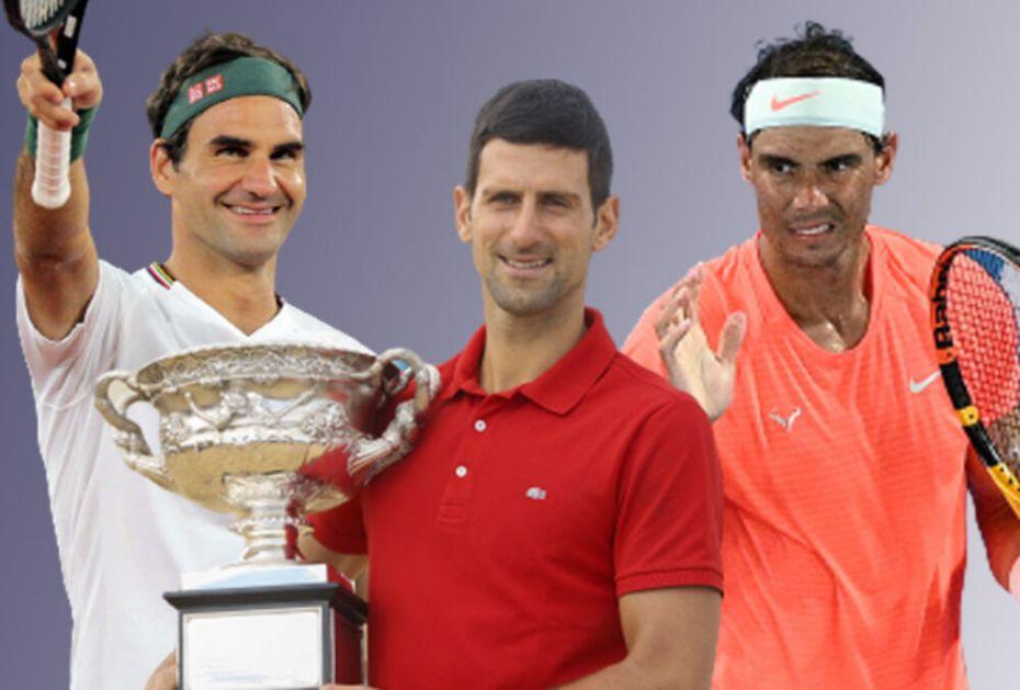 NE MOGU DA SE NOSIM SA ĐOKOVIĆEM I NADALOM, MI SMO DVE STRANE SVETA: Federer otvorio dušu i PRIZNAO da je daleko od NAJBOLJIH!