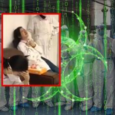 NE MOGU VIŠE! Jezive scene iz bolnice u Vuhanu, medicinska sestra doživela NERVNI SLOM zbog koronavirusa (VIDEO)
