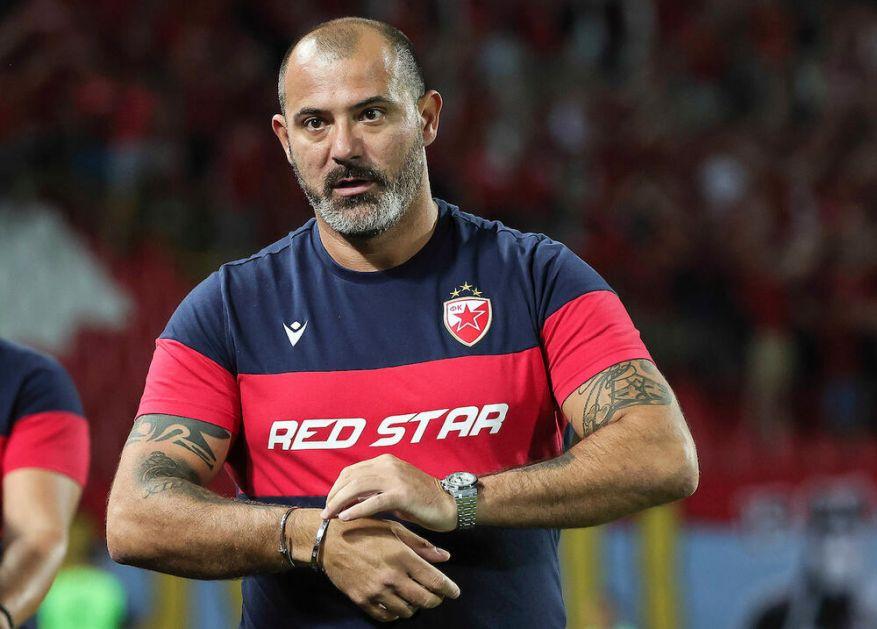 NE MOŽE SVAKO DA SE DOBIJE SA 4:0! Dejan Stanković posle prvenca protiv Mladosti: Imali smo malo problema, ali sam zadovoljan