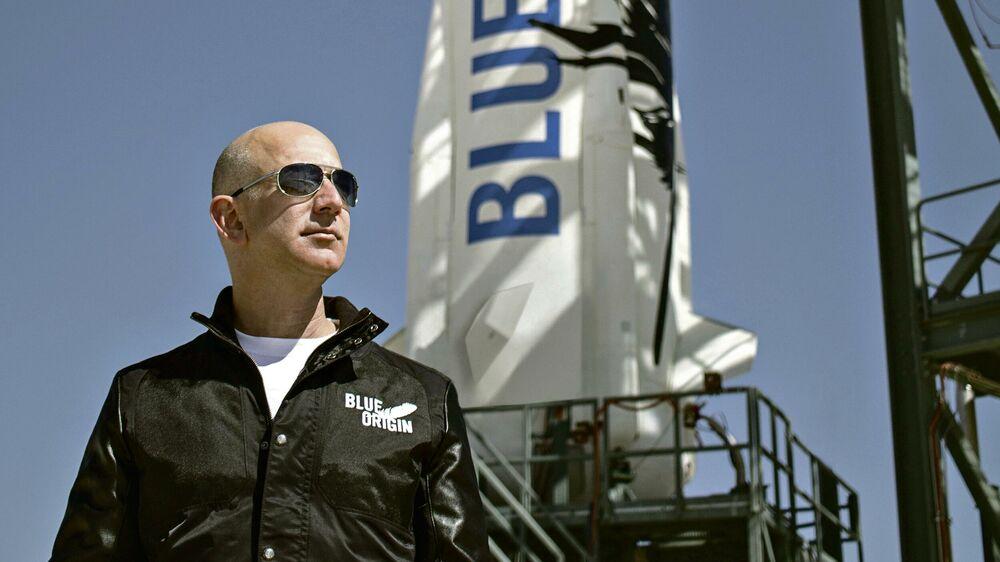 NE ODUSTAJE Bezos ponudio NASA-i 2 milijarde dolara da se vrati u trku za Mesec