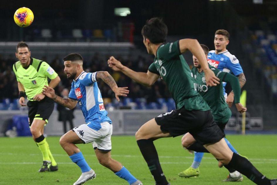 NE POMAŽE NI GATUZO: Napoli izgubio od Parme pod Vezuvom!