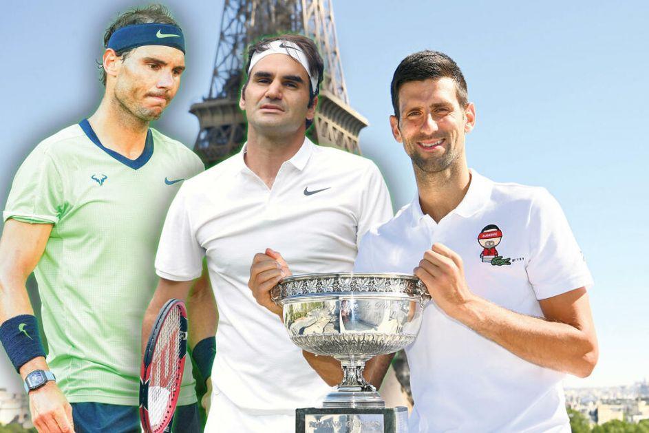 NE POSTOJI VELIKA ТRОЈКА! Evo kako je Nole ubio Federera i Nadala!