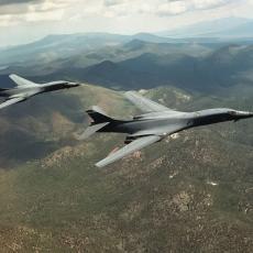 NE PRESTAJU SA PROVOKACIJAMA: Američki bombarderi po drugi put danas NAPALI Rusiju, vraćeni ekspresno