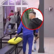NE SMIRUJU SE! Novi napad Bore na Orozovića - TANJIROM da razbije glavu! Opšti haos! (VIDEO)