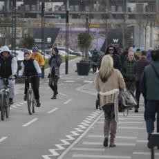 NE ZABORAVITE KAPU I ŠAL: Ledeni dani u Srbiji, krajem nedelje osetno toplije