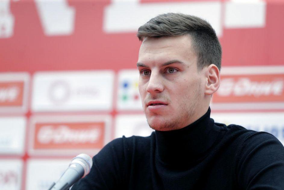 NE ZAVARAVA NAS KRIZA TOTENHEMA Vulić: Svesni smo da nas čeka jako teška utakmica (FOTO)