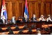 NE ZLOUPOTREBLJAVAJ SITUACIJU Skupština o Zakonu o vladi: Replika na repliku, Dačić PREKINUO šefa poslanika SPS