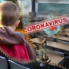 NE ZNA SE PRECIZAN BROJ ZARAŽENIH ĐAKA: Najavljena stroga kontrola u srpskim školama