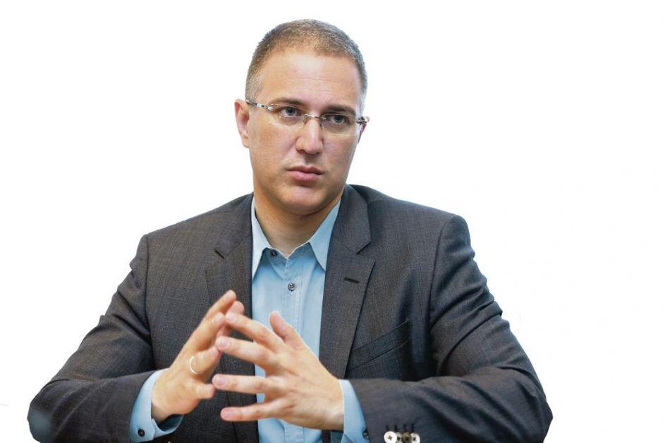 NEBOJŠA STEFANOVIĆ: Savez za Srbiju strahuje od velike izlaznosti na izborima