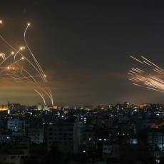 NEDELJU DANA KRVAVE BORBE IZRAELA I HAMASA: Iz Gaze ispaljeno 3.100 raketa, težak zadatak za gvozdenu kupolu (FOTO/VIDEO)